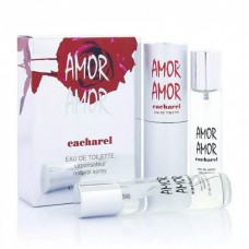 Набор Cacharel Amor Amor edt для женщин 3*20 мл