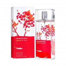 ARMAND BASI Happy in Red(Арманд Баси) (L) 100ml edt