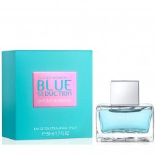 Antonio Banderas Blue Seduction(Антонио Бандерас)  (L) 100 мл.edt