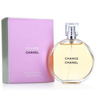 CHANEL Chance (L) 100 ml edt аромат 2003 г